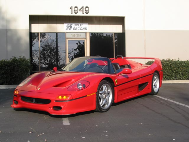 Ferrari F50 Project Car