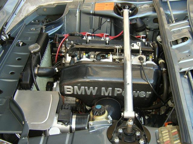 Bmw 2002 engine swap kit