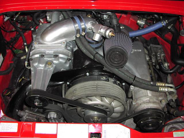 Porsche 993 Supercharged