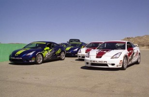 Celica-Race-Cars