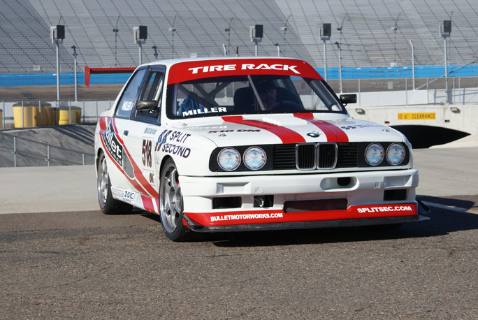 Bmw Dm Class E30 M3 Race Car
