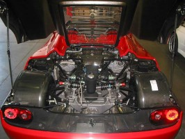 F50-Engine-Bay
