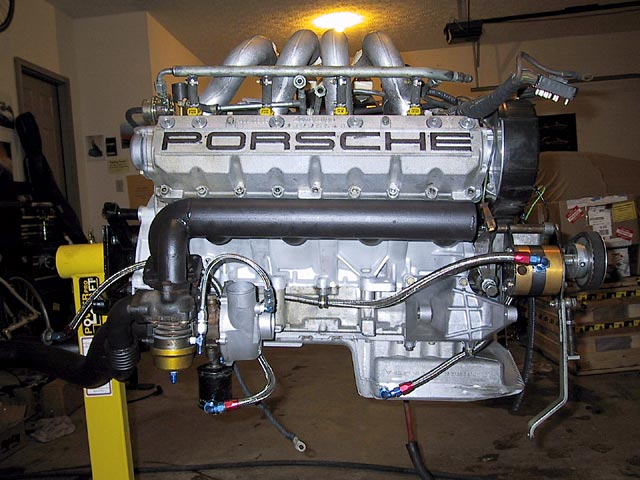 Porsche 928 Turbocharged