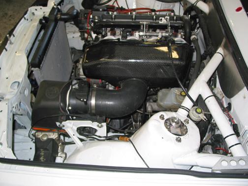 Bmw Dm Class E30 M3 Race Car