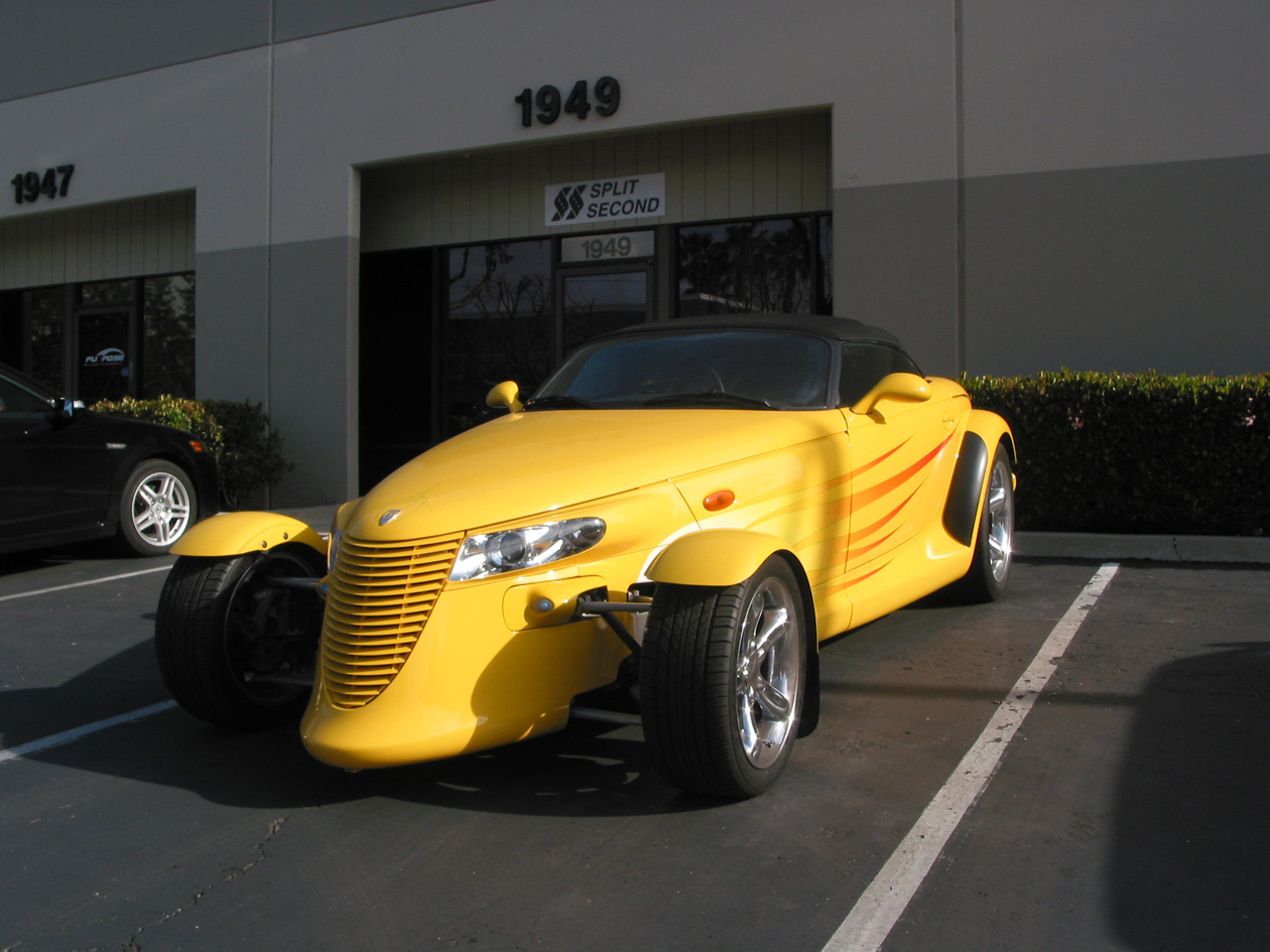 Plymouth Prowler 001s ...